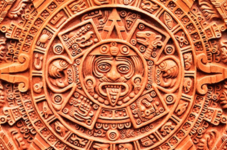 Azteekse zonnekalender