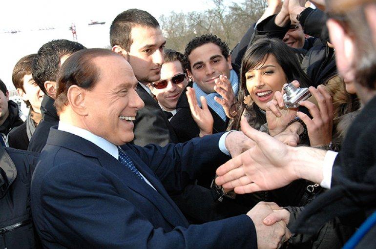 Silvio Berlusconi. Bron: Wikimedia/European People's Party