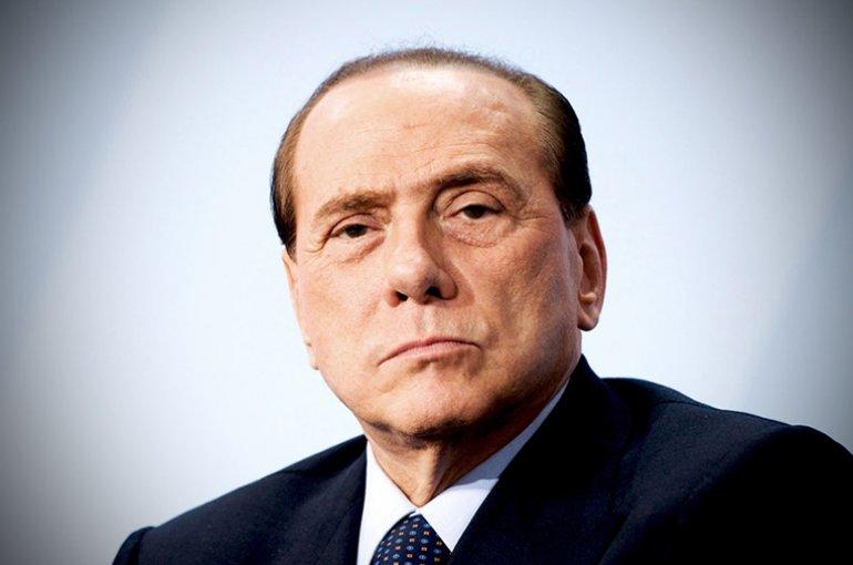 Silvio Berlusconi. Bron: Wikimedia/paz.ca