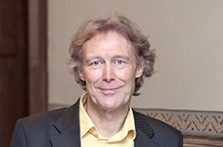 Prof. dr. Bart Besamusca. Foto Ed van Rijswijk