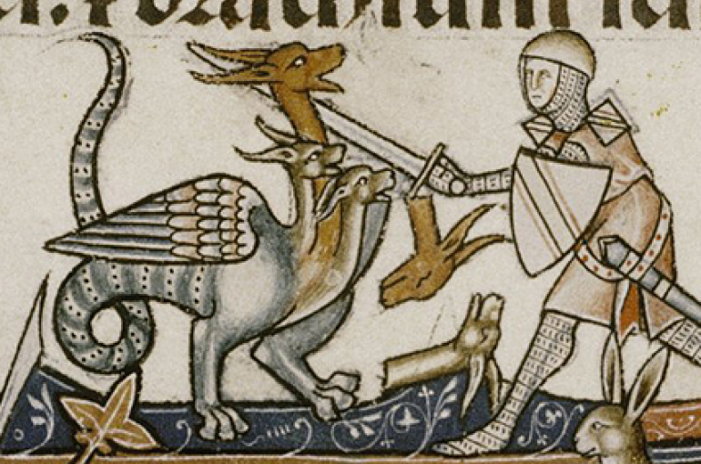 The Ormesby Psalter (Bodleian Library MS. Douce 366)