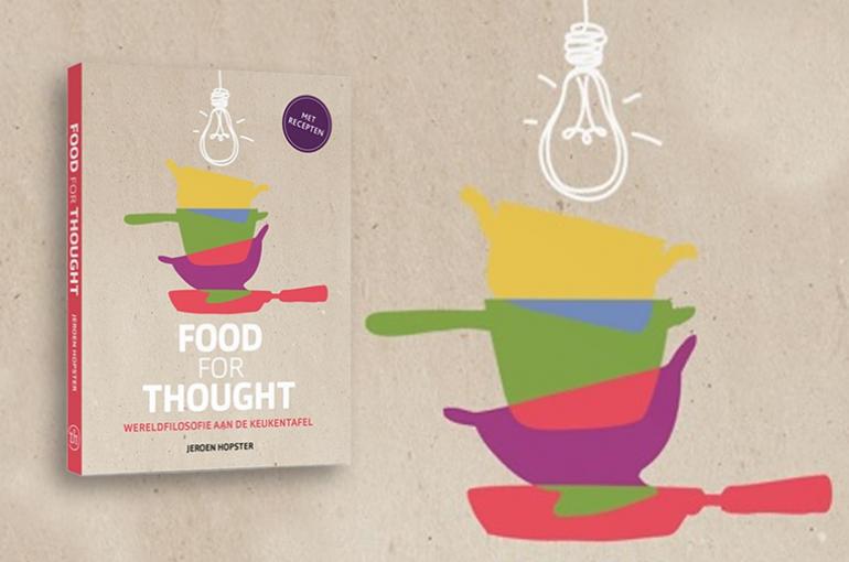 Filosofie Aan De Keukentafel.Food For Thought Wereldfilosofie Aan De Keukentafel