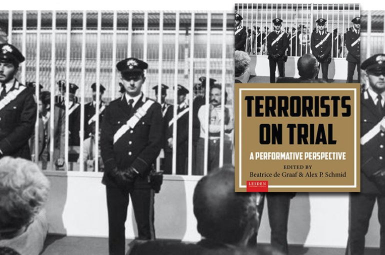 Boek 'Terrorists on Trial: A Performative Perspective'