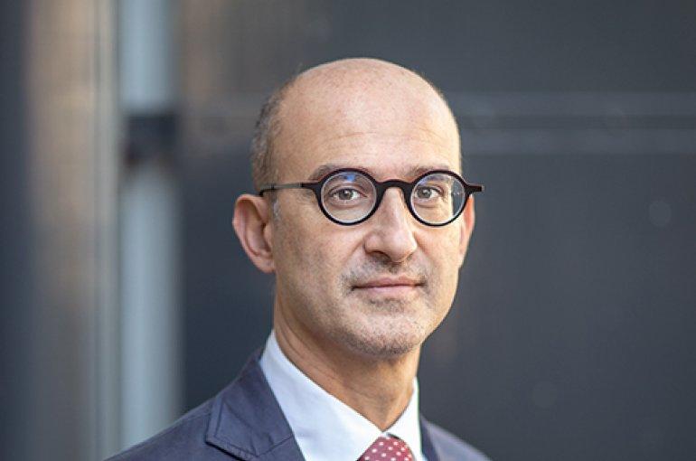 Prof. dr. Mauro Bonazzi. Foto: Ed van Rijswijk