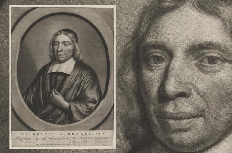 Wilhelmus à Brakel 1635-1711). Bron: Wikimedia