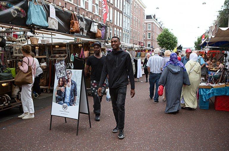 Buurtmarkt © iStockphoto.com