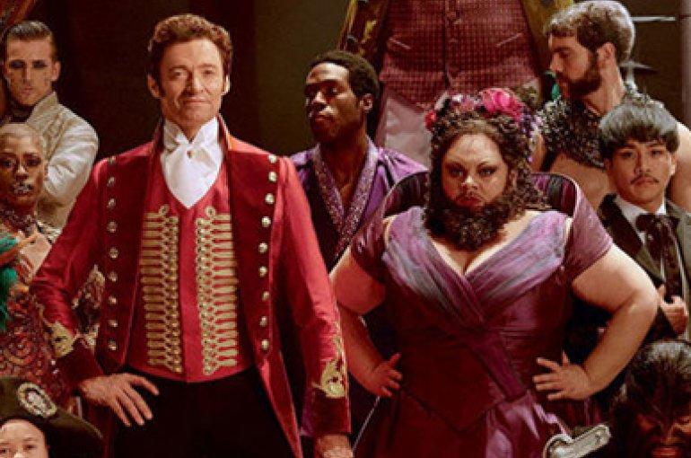 """Cast """"The Greatest Showman"""" © 20th Century Fox"""