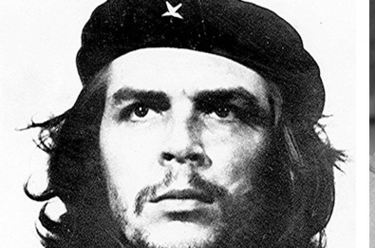 Links: Guerrilero Heroico / Che Guevara (Alberto Korda, 1960). Rechts: Migrant Mother (Dorothea Lange, 1936)