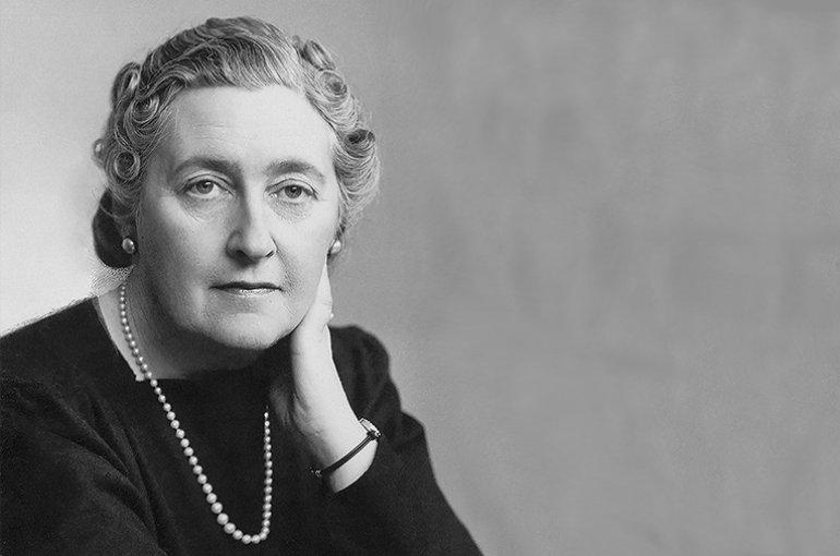 Agatha Christie (1890-1976). Bron: Wikimedia Commons