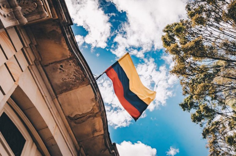 Colombia. Bron: Unsplash/Flavia Carpio