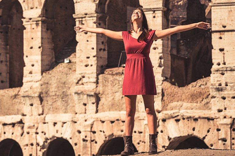 Colosseum, Rome © iStockphoto.com/franckreporter