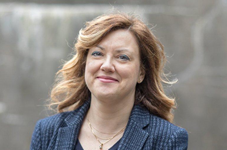 Prof. dr. Roberta D'Alessandro. Foto: Ed van Rijswijk