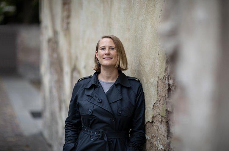 Prof. dr. Annelien de Dijn. Foto: Ed van Rijswijk