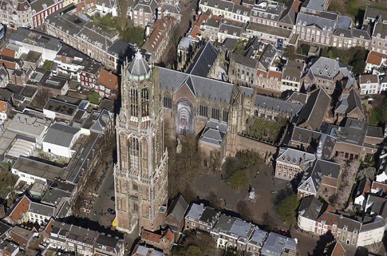 De Domkerk in Utrecht. © iStockphoto.com/Michel de Winter