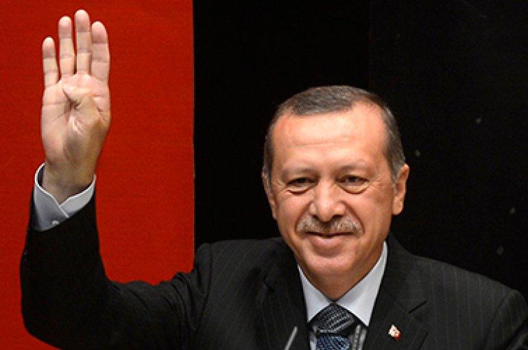 Recep Tayyip Erdoğan. Bron: Wikimedia Commons/R4BIA.com