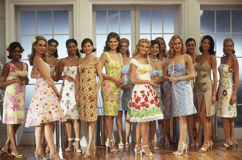 Film The Stepford Wives (2004) by Frank Oz