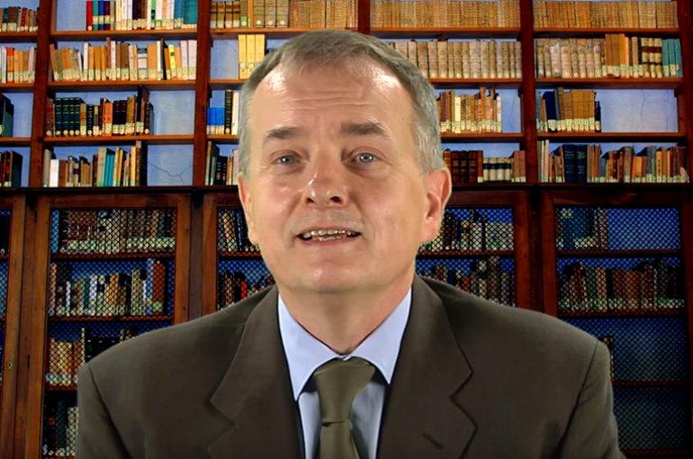 Prof. dr. Giovanni Gobber. YouTube (still)