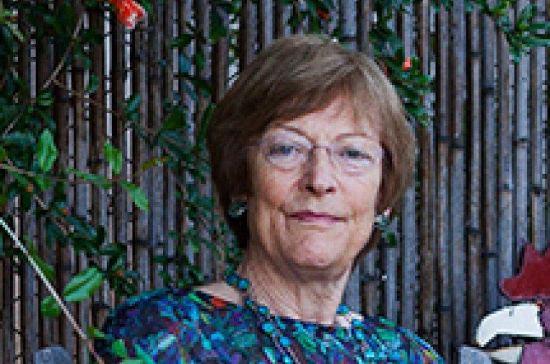 Prof. Judith Herrin. Foto: Jussi Puikkonen/KNAW