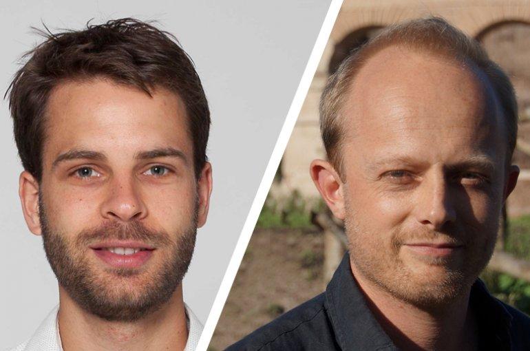 Drs. Steije Hofhuis and Dr Arthur Weststeijn