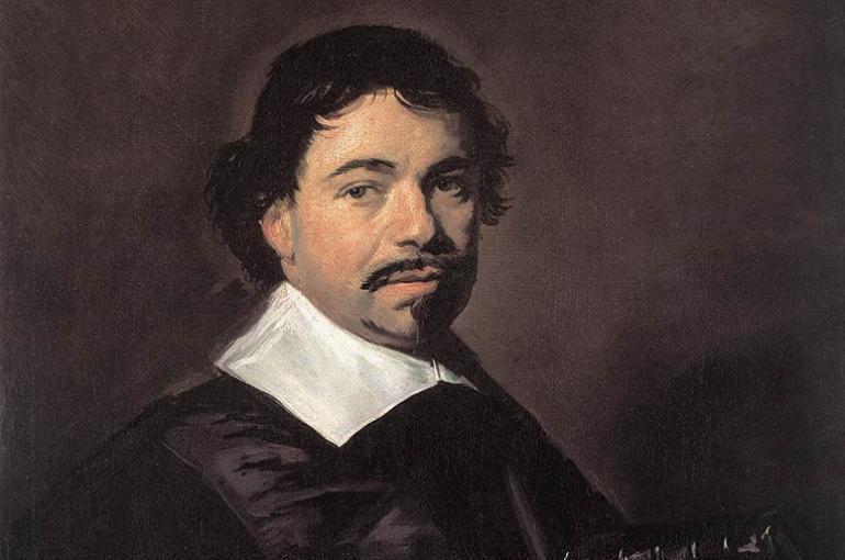 Johannes Hoornbeek (1617-1666)Johannes Hoornbeek (1617-1666) by Frans Hals. Bron: Wikimedia