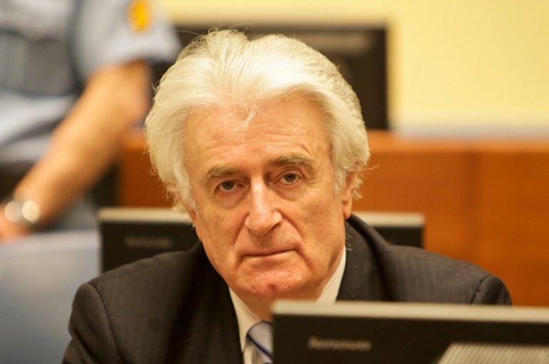 Former Bosnian Serb president Radovan Karadžić (2016). Bron: Wikimedia/International Criminal Tribunal for the former Yugoslavia