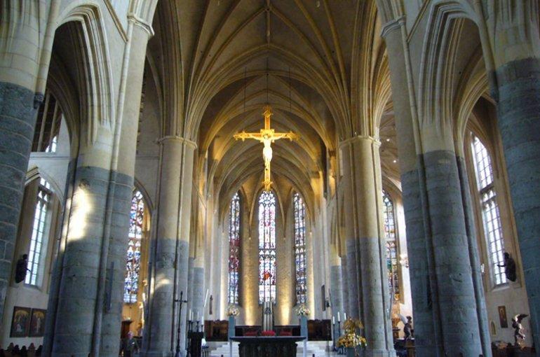 Kathedraal Roermond - Wikimedia Commons/Pepijntje