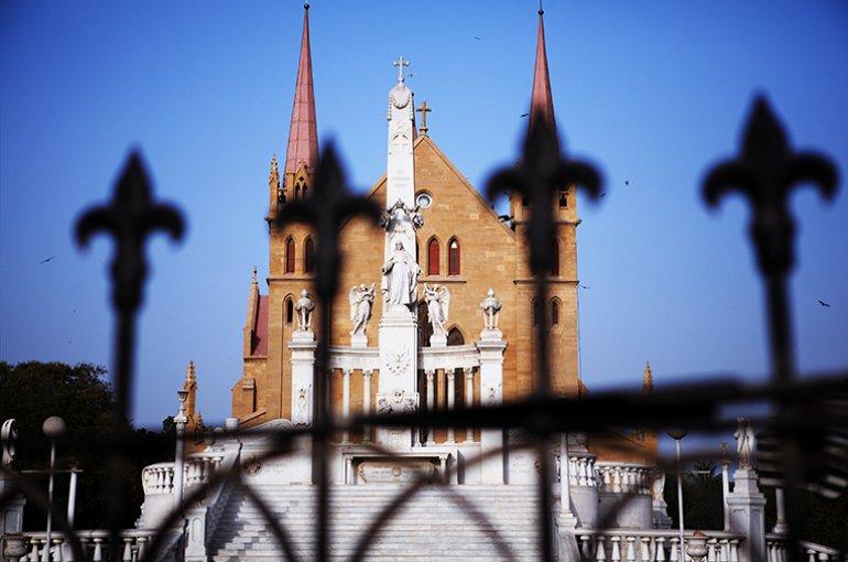 Saint Patrick's Cathedral, Karachi, Pakistan © iStockphoto.com