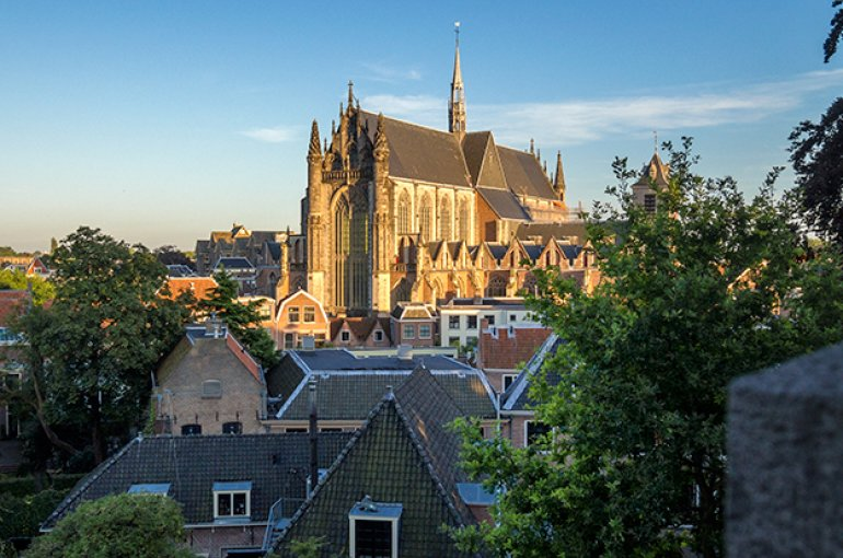 Leiden © iStockphoto.com/pidjoe
