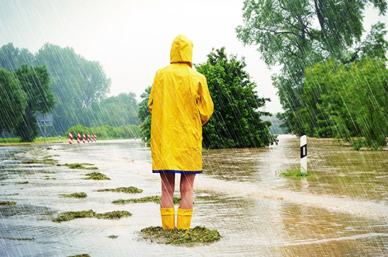 Klimaatsverandering © iStockphoto.com/fotojog