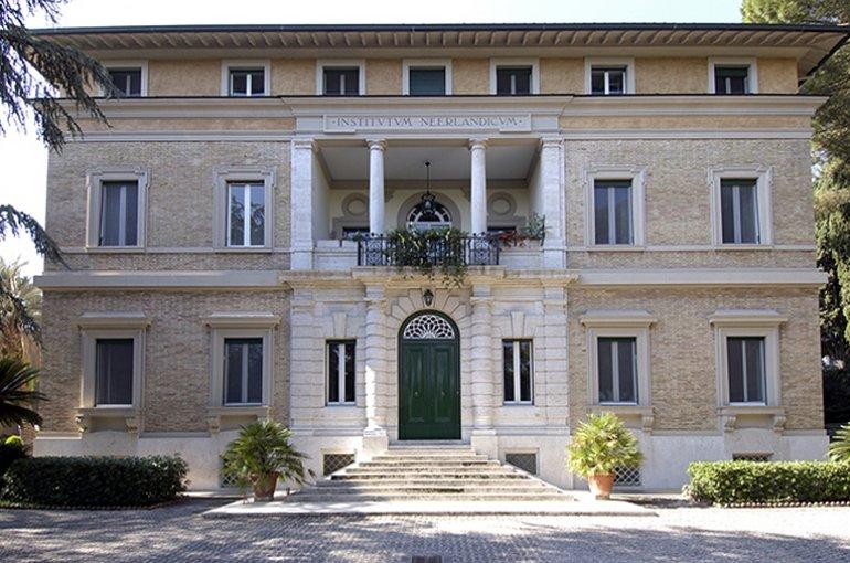 Het Koninklijk Nederlands Instituut te Rome (KNIR)