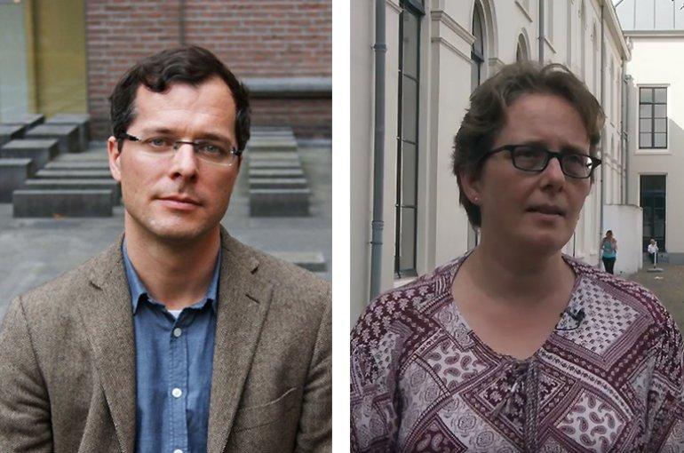Prof. dr. Christian Lange en prof. dr. Ingrid Robeyns
