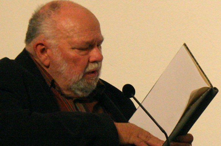 Kito Lorenc (1938-2017). Bron: Wikimedia/Julian Nitzsche, CC-BY-SA 3.0