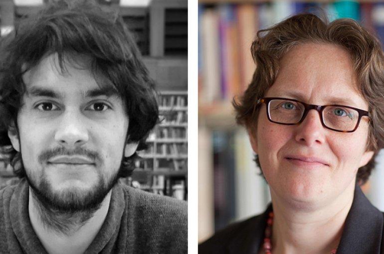 Dr. Sem de Maagt en Prof. dr. Ingrid Robeyns