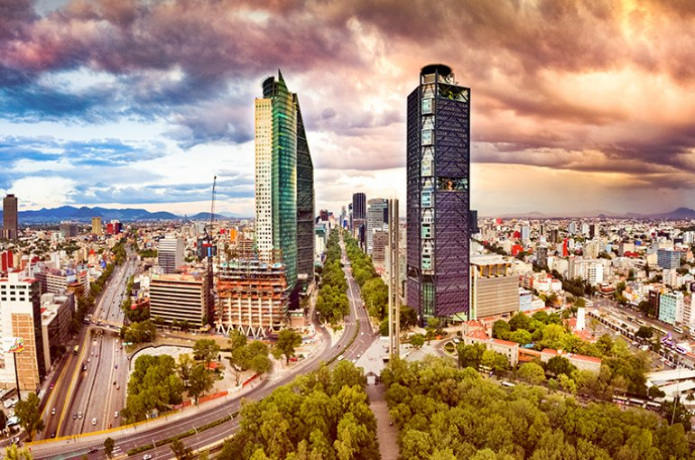 Mexico City © iStockphoto.com