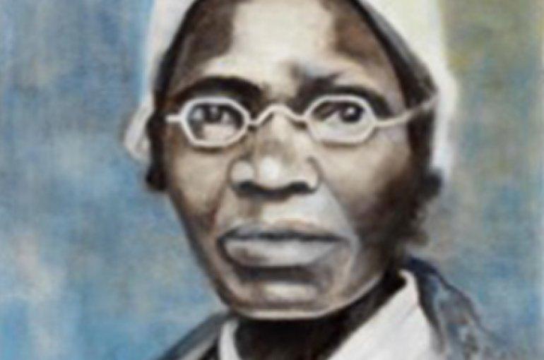 : Iris Kensmil, 'Sojourner Truth', Photo by G.J. van Rooij. Courtesy Iris Kensmil.