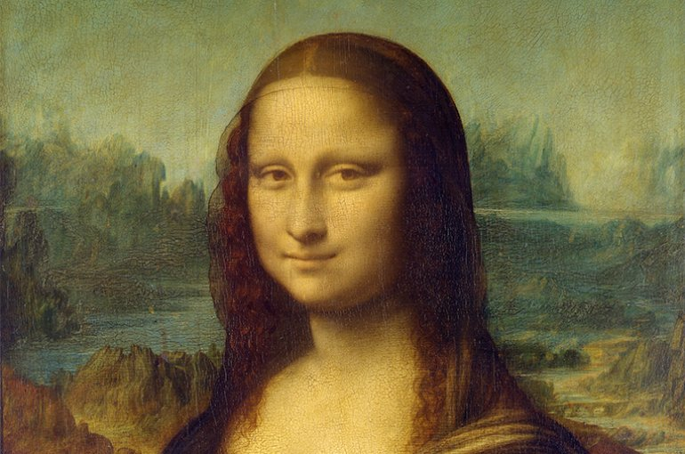 Mona Lisa - Leonardo da Vinci (1452–1519)  Bron: Wikimedia Commons/Musée du Louvre