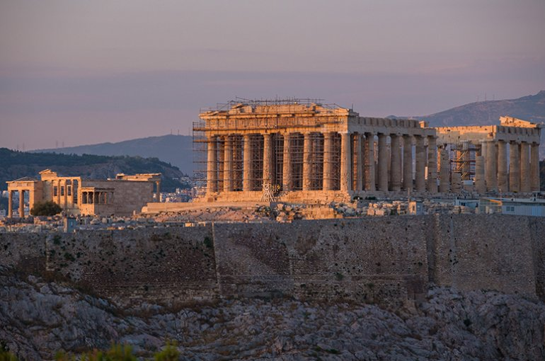 Parthenon © National Geographic/Servaas Neijens