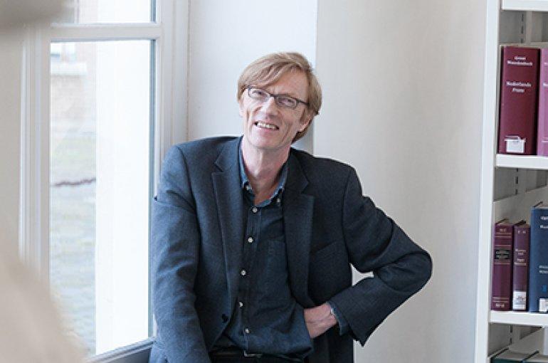 Prof. dr. Maarten Prak. Foto: Kees Rutten