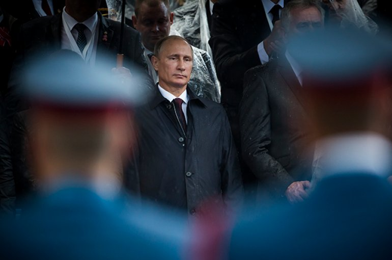 President Vladimir Putin © iStockphoto.com