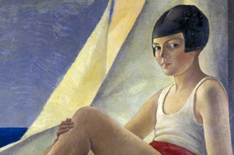 Ida Nasini Campanella, Raffaella al Mare, 1934