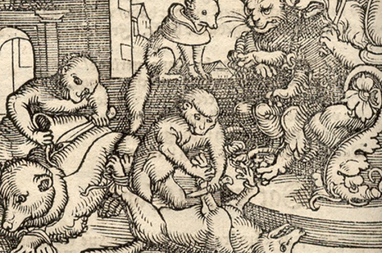 Reyneke Vosz de olde (1592). Bron: Wikimedia
