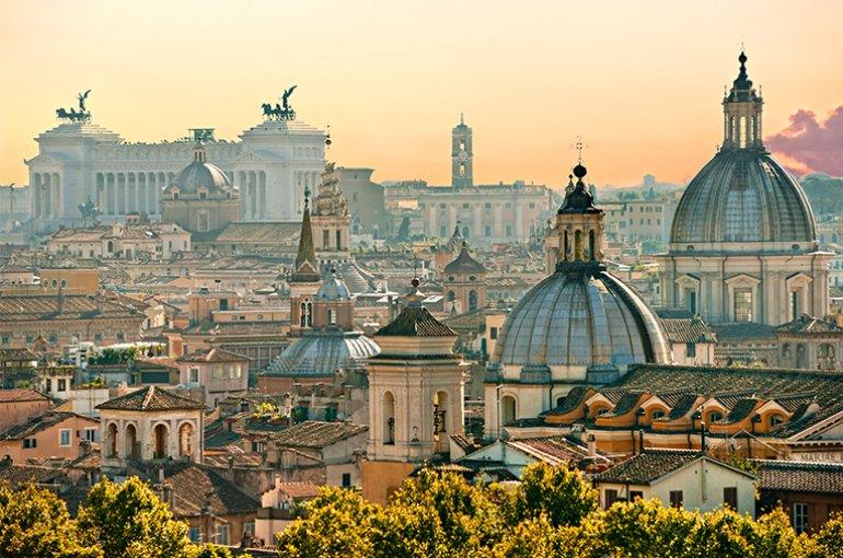 Rome © iStockphoto.com/MasterLu