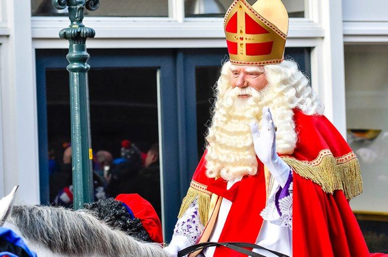 Sinterklaas © iStockphoto.com/Sjoerd van der Wal