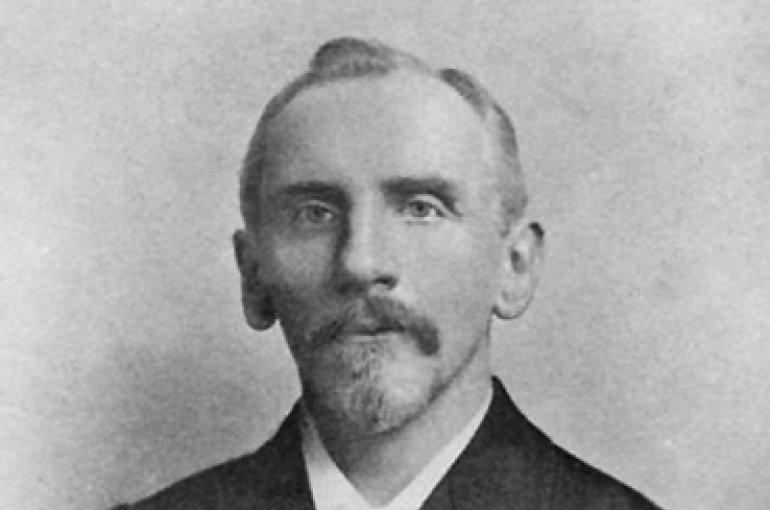 Christiaan Snouck Hurgronje (1857-1936). Bron: Wikimedia