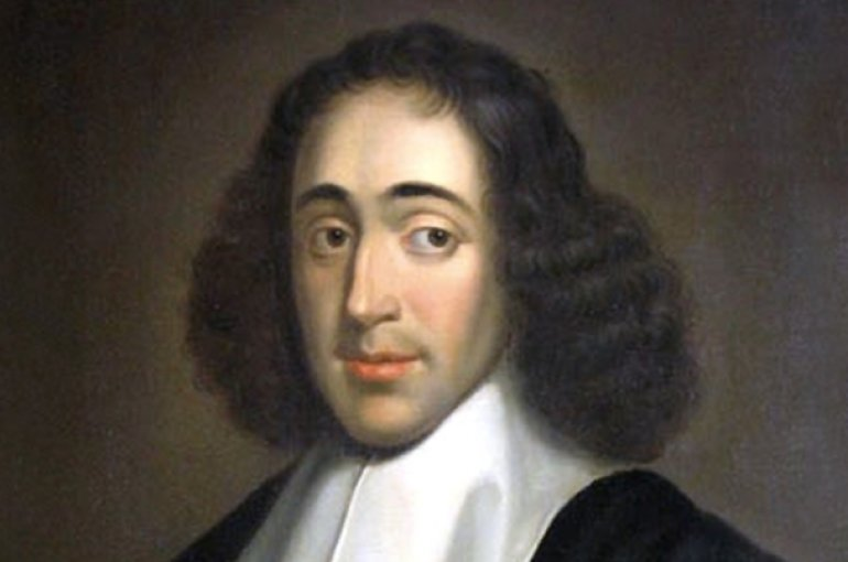 Baruch Spinoza. Bron: Wikimedia