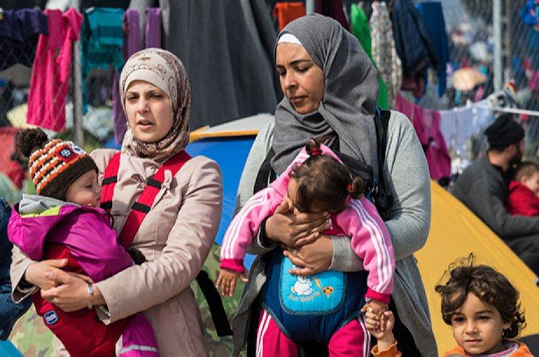 Geld voor onderzoeksproject naar vrouwelijke Syrische vluchtelingen -  Nieuws - Universiteit Utrecht