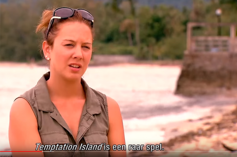 Temptation Island (RTL). Bron: YouTube (Still)