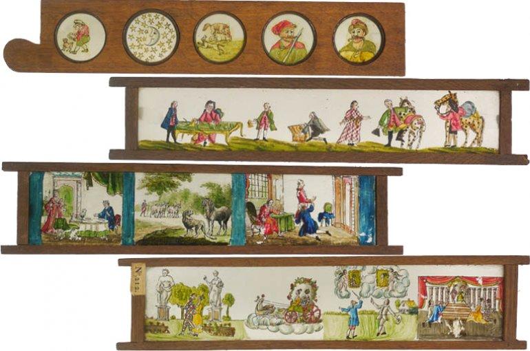 Toverlantaarnplaten - historischmuseumdeventer.nl