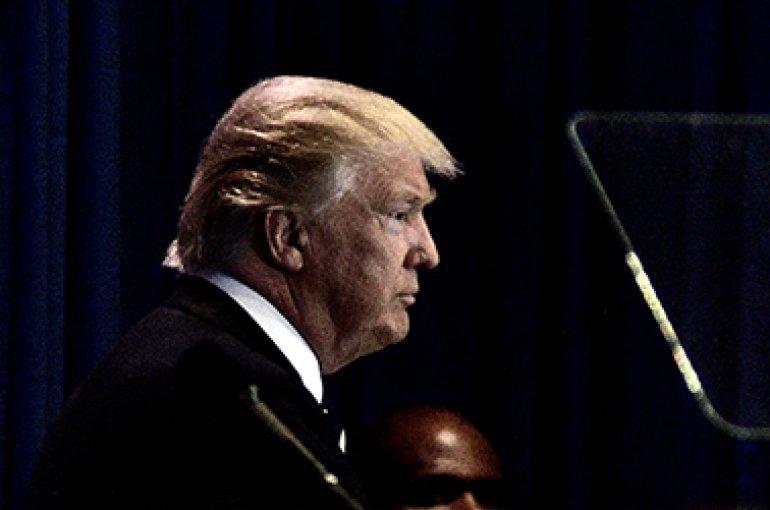 Donald Trump © iStockphoto.com/BasSlabbers
