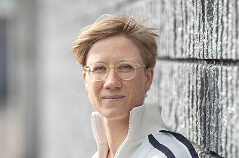 Prof. dr. Iris van der Tuin. Foto: Ed van Rijswijk